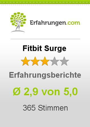 Fitbit Surge Erfahrungen