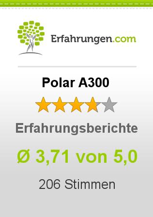 Polar A300 Erfahrungen