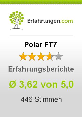 Polar FT7 Erfahrungen
