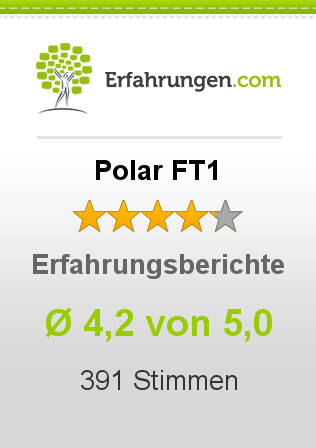 Polar FT1 Bewertungen