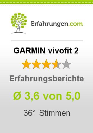 GARMIN vivofit 2 Erfahrungen