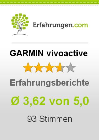 GARMIN vivoactive Erfahrungen