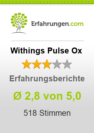 Withings Pulse Ox Erfahrungen