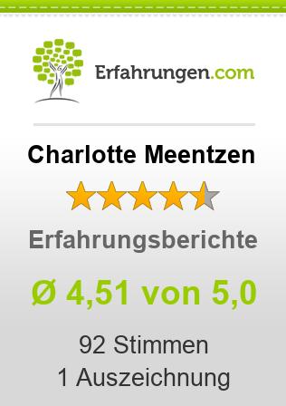 Charlotte Meentzen Erfahrungen