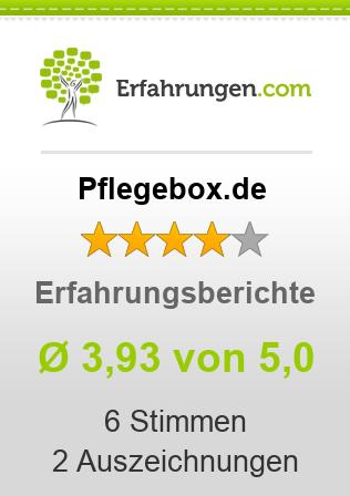 Pflegebox.de Erfahrungen