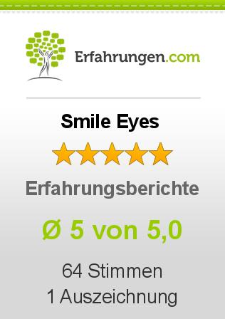 Smile Eyes Erfahrungen