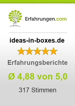 ideas-in-boxes.de Erfahrungen