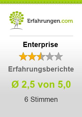 Enterprise Erfahrungen