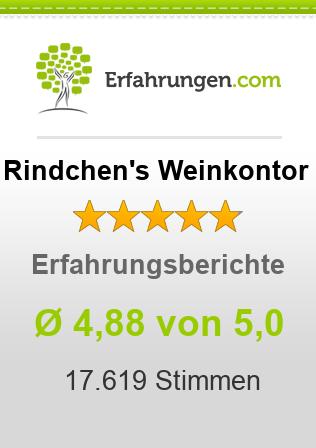 Rindchen's Weinkontor Erfahrungen