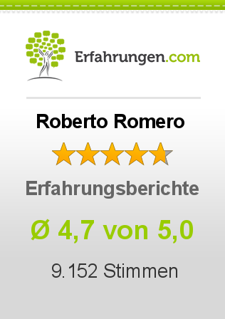 Roberto Romero Erfahrungen