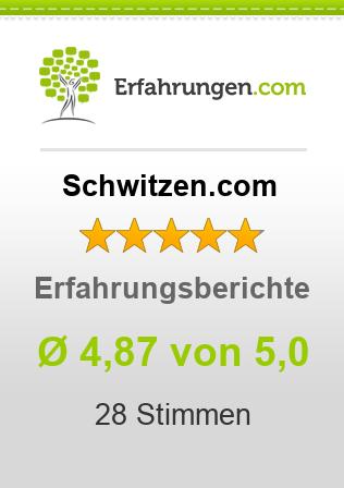 Schwitzen.com Erfahrungen