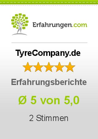 TyreCompany.de Erfahrungen