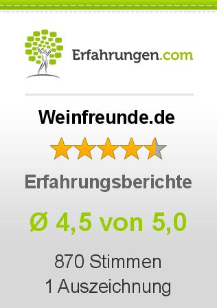 Weinfreunde.de Erfahrungen