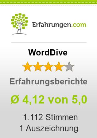 WordDive Erfahrungen