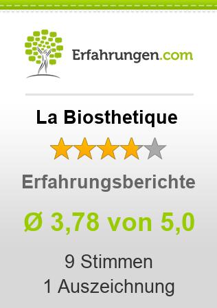 La Biosthetique Erfahrungen