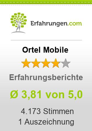 Ortel Mobile Erfahrungen