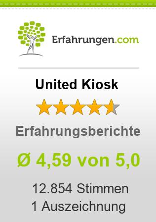 United Kiosk Erfahrungen