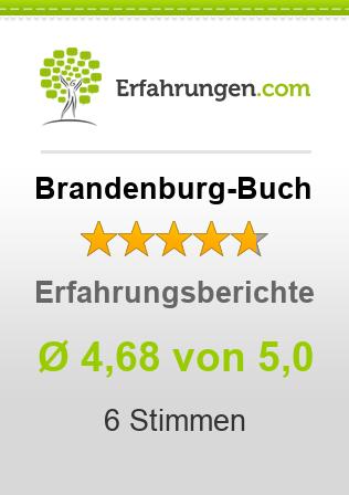 Brandenburg-Buch Erfahrungen