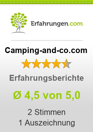 Camping-and-co.com Erfahrungen