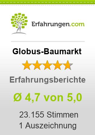 Globus-Baumarkt Erfahrungen