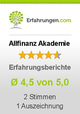 Allfinanz Akademie Erfahrungen