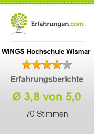 WINGS Hochschule Wismar Erfahrungen