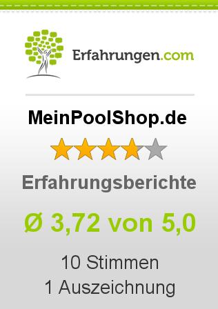 MeinPoolShop.de Erfahrungen
