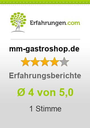 mm-gastroshop.de Erfahrungen