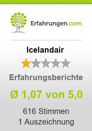 Icelandair Erfahrungen