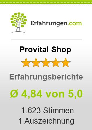Provital Shop Erfahrungen