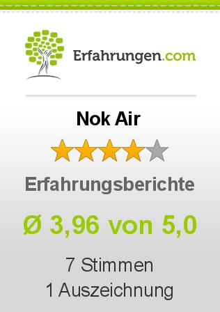 Nok Air Erfahrungen