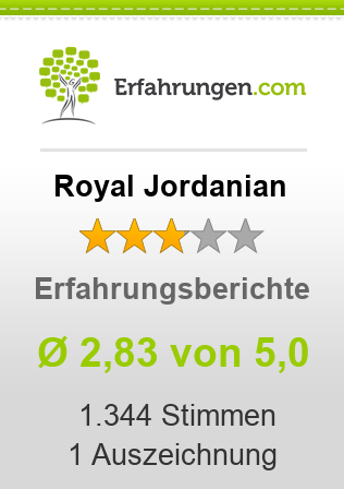 Royal Jordanian Erfahrungen