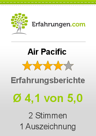 Air Pacific Bewertungen