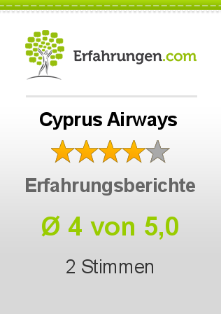 Cyprus Airways Bewertungen