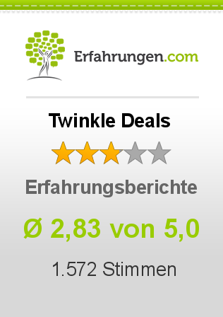 Twinkle Deals Erfahrungen