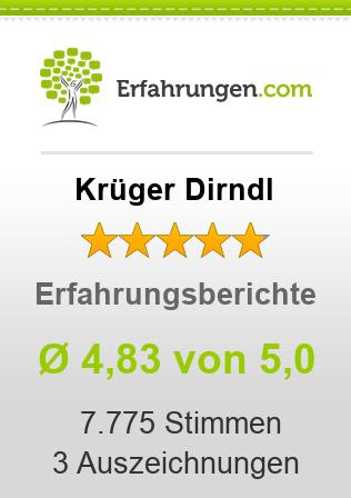 Krüger Dirndl Erfahrungen