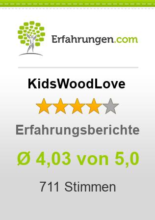 KidsWoodLove Erfahrungen
