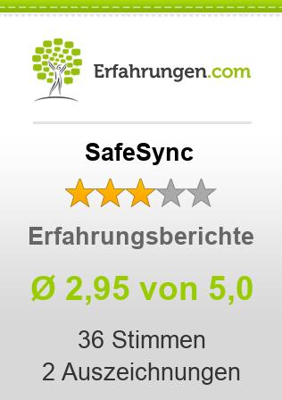 SafeSync Erfahrungen