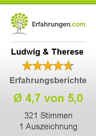 Ludwig & Therese Erfahrungen