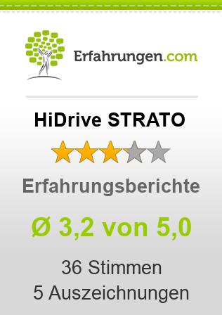 HiDrive STRATO Erfahrungen