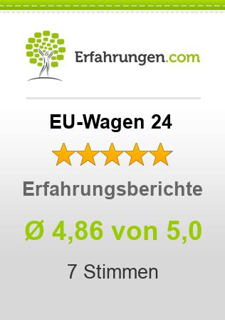 EU-Wagen 24 Erfahrungen