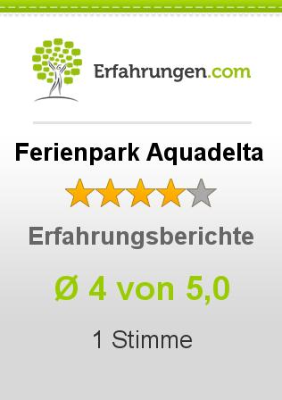 Ferienpark Aquadelta Erfahrungen