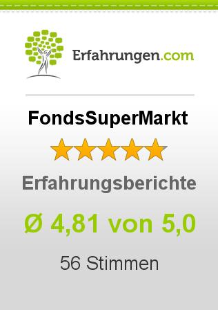 FondsSuperMarkt Erfahrungen