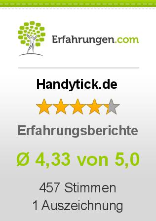 Handytick.de Erfahrungen